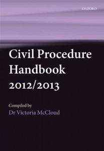 Baixar Civil procedure handbook 2012/2013 pdf, epub, eBook