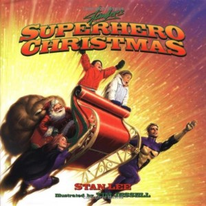 Baixar Stan lee's superhero christmas pdf, epub, eBook