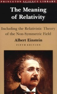 Baixar Meaning of relativity pdf, epub, eBook