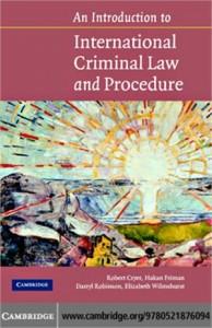 Baixar Introduction to international criminal law pdf, epub, ebook