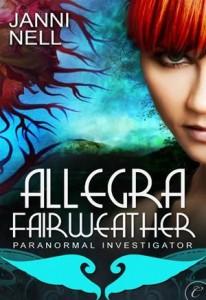 Baixar Allegra fairweather: paranormal investigator pdf, epub, eBook