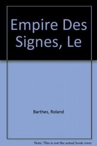 Baixar Empire des signes, l' pdf, epub, eBook