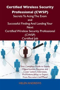 Baixar Certified wireless security professional (cwsp) pdf, epub, eBook