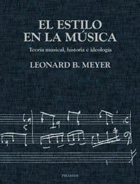 Baixar Estilo en la musica, el pdf, epub, eBook