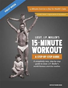 Baixar Lieut. j.p. muller's 15-minute workout, a pdf, epub, eBook