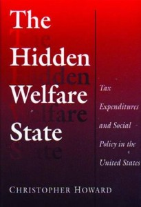 Baixar Hidden welfare state: tax expenditures and pdf, epub, eBook