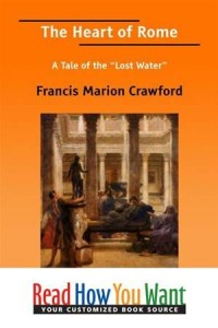 Baixar Heart of rome: a tale of the lost water, the pdf, epub, eBook