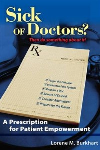 Baixar Sick of doctors?: a prescription for patient pdf, epub, eBook