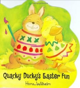 Baixar Quacky ducky's easter fun pdf, epub, eBook