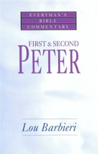 Baixar First & second peter- everyman's bible commentary pdf, epub, eBook