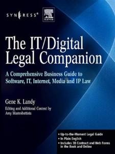 Baixar It / digital legal companion, the pdf, epub, eBook
