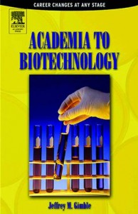 Baixar Academia to biotechnology: career changes at any pdf, epub, ebook