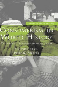 Baixar Consumerism in world history pdf, epub, eBook