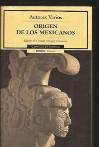 Baixar Origen de los mexicanos pdf, epub, eBook