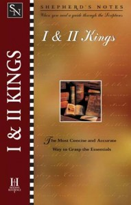 Baixar Shepherd's notes: i & ii kings pdf, epub, eBook