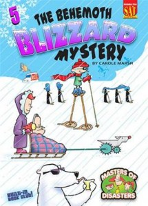 Baixar Behemoth blizzard mystery, the pdf, epub, ebook