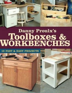 Baixar Danny proulx's toolboxes & workbenches: 13 fast pdf, epub, ebook