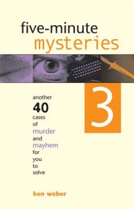Baixar Five-minute mysteries 3 pdf, epub, eBook