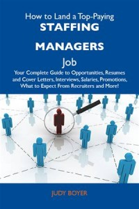Baixar How to land a top-paying staffing managers job: pdf, epub, eBook