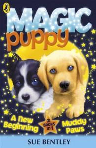 Baixar Magic puppy: a new beginning and muddy paws pdf, epub, eBook