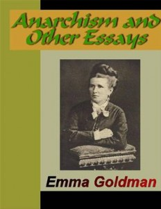 Baixar Anarchism and other essays pdf, epub, eBook