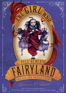 Baixar Girl who fell beneath fairyland and led the pdf, epub, ebook