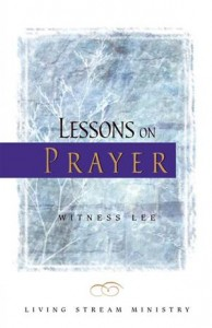 Baixar Lessons on prayer pdf, epub, ebook