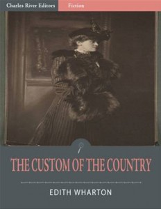 Baixar Custom of the country (illustrated edition), the pdf, epub, eBook