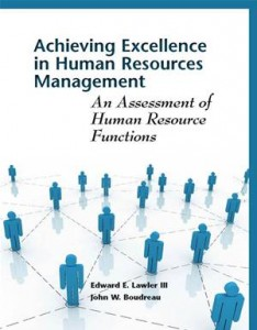 Baixar Achieving excellence in human resources pdf, epub, eBook