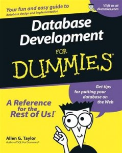 Baixar Database development for dummies pdf, epub, eBook