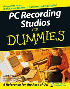 Baixar Pc recording studios for dummies pdf, epub, eBook