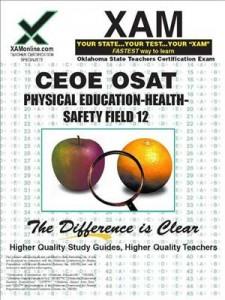Baixar Ceoe osat physical education-health-safety field pdf, epub, eBook