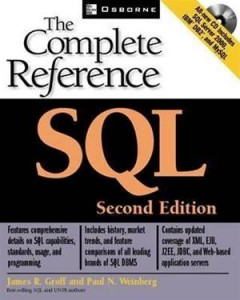 Baixar Sql: the complete reference, second edition: the pdf, epub, eBook