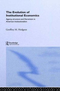 Baixar Evolution of institutional economics, the pdf, epub, eBook