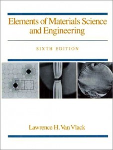 Baixar Elements of materials science and engineering pdf, epub, eBook