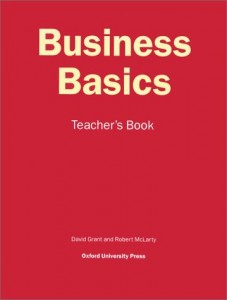 Baixar Business basics teacher's book pdf, epub, eBook