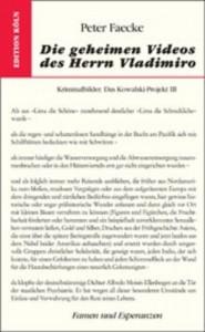 Baixar Geheimen videos des herrn vladimiro: pdf, epub, eBook