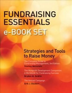 Baixar Fundraising essentials e-book set pdf, epub, eBook