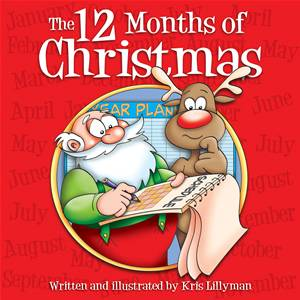 Baixar 12 months of christmas: a whole year with pdf, epub, eBook