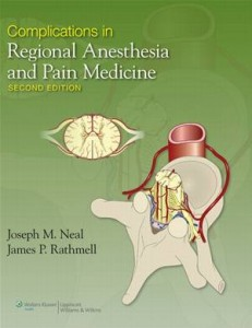 Baixar Complications in regional anesthesia and pain pdf, epub, eBook