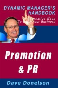 Baixar Promotion and public relations: the dynamic pdf, epub, eBook