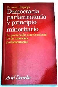 Baixar Democracia parlamentaria y principios minoritarios pdf, epub, eBook