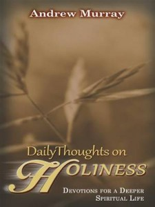 Baixar Daily thoughts on holiness pdf, epub, ebook