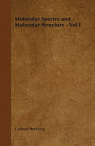 Baixar Molecular spectra and molecular structure – vol i pdf, epub, eBook