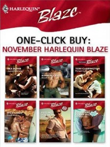 Baixar One-click buy: november harlequin blaze pdf, epub, ebook