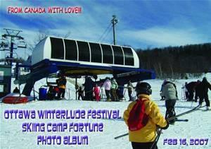 Baixar Ottawa winterlude festival – skiing camp fortune pdf, epub, eBook