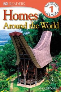 Baixar Dk readers l1: homes around the world pdf, epub, ebook