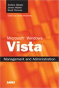 Baixar Microsoft windows vista management and pdf, epub, eBook