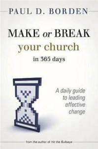 Baixar Make or break your church in 365 days pdf, epub, eBook