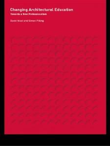 Baixar Changing architectural education pdf, epub, eBook